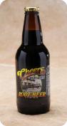 Cheers Root Beer Custom bottle gallery label branding flavor screen printing