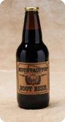 Mountain Top Root Beer Custom bottle gallery label branding flavor screen printing