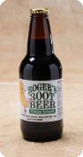 Rogers Root Beer Custom bottle gallery label branding flavor screen printing